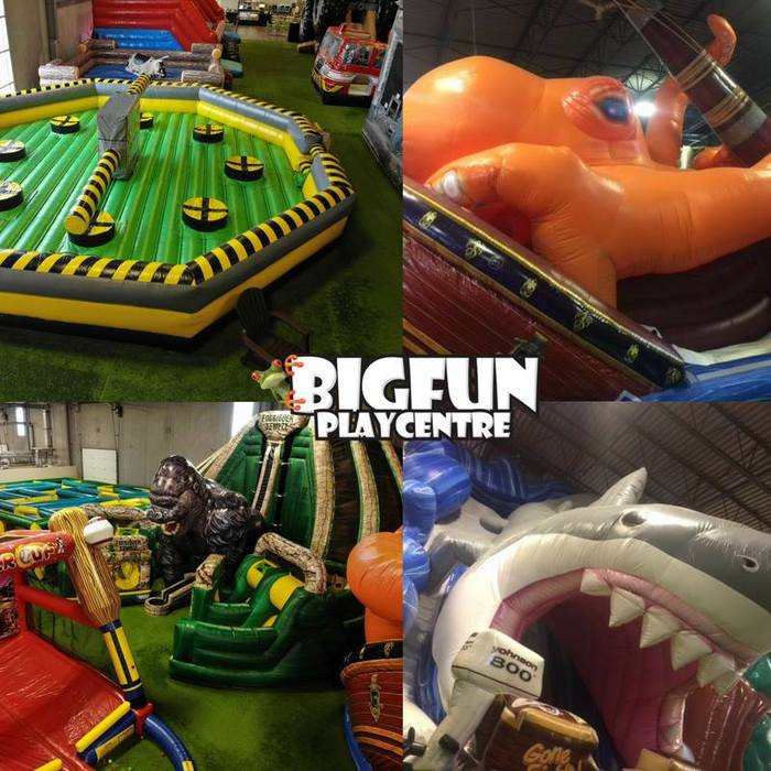 Big Fun Play Centre of Big Fun Play Centre 10-261024 Dwight McLellan Trail - Photo 2 of 4
