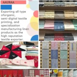 Aauraa Home Fashion - Table and Kitchen Linen Exporters