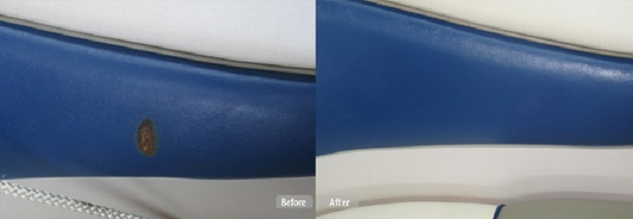 Leather Repair Services in West Des Moines, IA of Fibrenew West Des Moines 1 Mobile Service - Photo 3 of 20