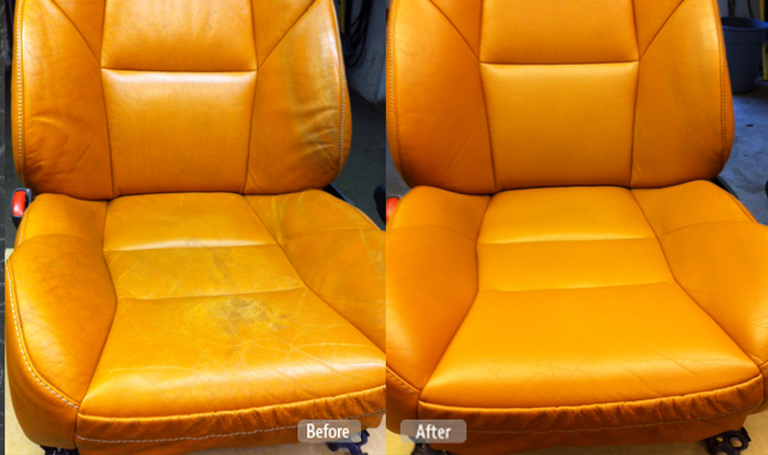 Leather Repair Services in Amherst, NY of Fibrenew Northtowns 1 Mobile Service - Photo 10 of 20
