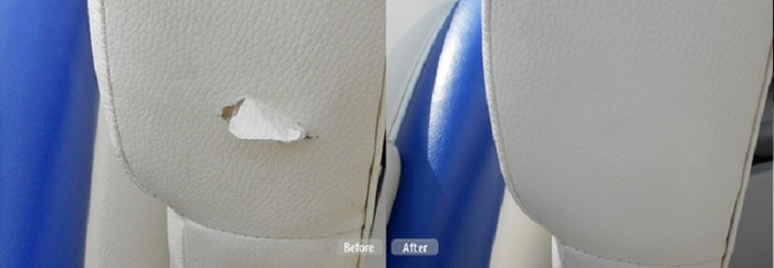 Leather Repair Services in Amherst, NY of Fibrenew Northtowns 1 Mobile Service - Photo 14 of 20