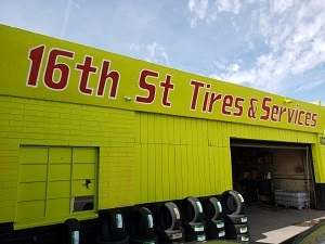 Profile Photos of 16th Street Tires & Service 402 N 16th St - Photo 1 of 2