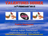 Pricelists of Fushia Indian Restaurant