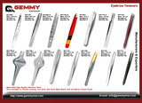 Profile Photos of Gemmy Instruments-Nail Nipper, Professional Nail Nipper, Heavy Duty Nail Cutter, Side Cutter, Barrel Spring Nail Cutter