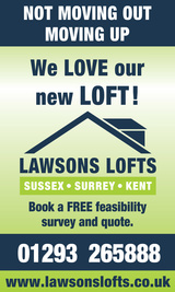 Recent Work  of Lawsons Lofts
