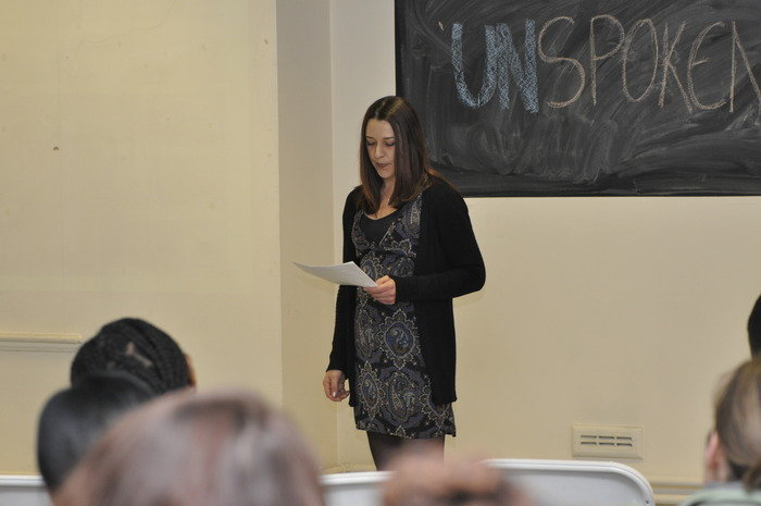 Beth speaking about addiction Profile Photos of Addiction, Anxiety, Stress - Smyls Therapy and Recovery Coaching Berriman Road - Photo 9 of 9