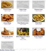 Pricelists of Salem's Gyros and Subs - Tampa, FL