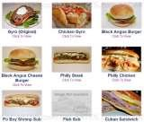 Pricelists of Salem's Gyros and Subs - Winter Haven, FL