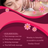 Thai Massage Near Me Marylebone | Tang Thai Massage