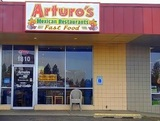 Arturo's Mexican Restaurant few blocks to the south of Cheney dentist DaBell & Paventy Orthodontics