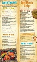 Menus & Prices, Texican Cafe Lakeline, Cedar Park
