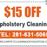 Upholstery Cleaning Houston TX