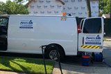 Profile Photos of Oyster Bay Long Island Commercial Pressure Power Washing