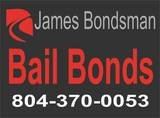 James Bondsman Bail Bonds - Chesterfield, VA 10301 Memory Ln #102