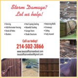 Texas Tuff Stain and Seal