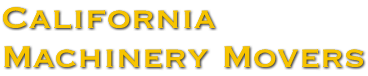 Profile Photos of California Machinery Movers 1467 Lincoln Ave, Pasadena, CA 91103, United States - Photo 1 of 2