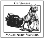 California Machinery Movers 1467 Lincoln Ave, Pasadena, CA 91103, United States