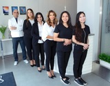 The team at Lorton Town Dental Lorton Town Dental 9010 Lorton Station Blvd Suite 135