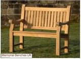 Profile Photos of Memorial Benches UK