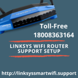 Linksys Smart WiFi Router Support For Setup | 18008363164