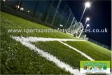4th, Fifth, 6th Generation Sports Surfaces Artificial Synthetic Grass Pitches