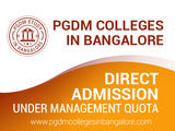 Pricelists of Top PGDM Colleges In Bangalore