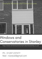 New Album of Annfield Windows and Conservatories in Stanley