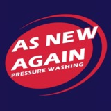 As New Again Pressure Washing