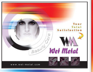 Wet Metal - Manufacturers of beauty Care Instruments