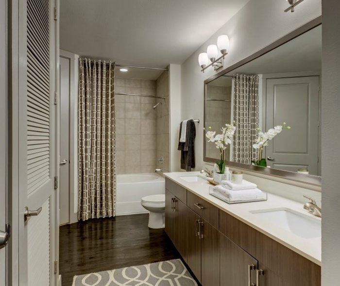 bathroom New Album of The Grand at LaCenterra 2727 Commercial Center Boulevard - Photo 1 of 9
