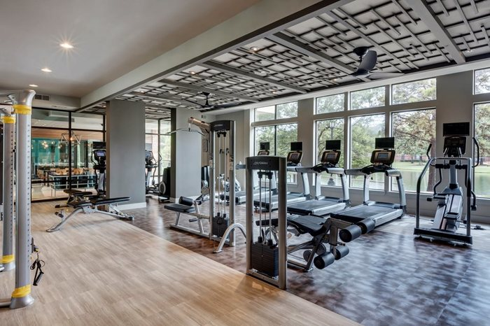 fitness center New Album of The Grand at LaCenterra 2727 Commercial Center Boulevard - Photo 5 of 9