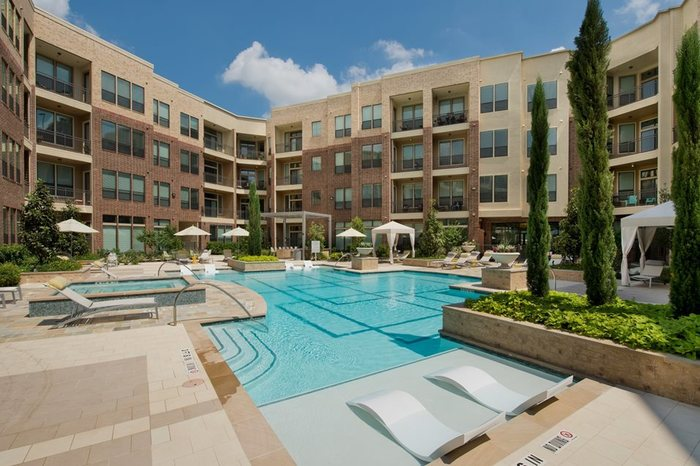 pool area New Album of The Grand at LaCenterra 2727 Commercial Center Boulevard - Photo 9 of 9