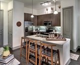 kitchen The Grand at LaCenterra 2727 Commercial Center Boulevard