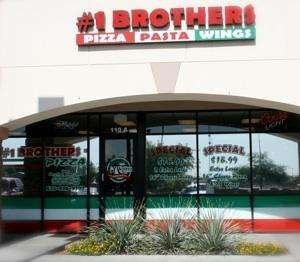 One Brothers Pizza