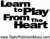 New Album of Taylor Robinson Music & Voice Lessons