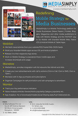 Profile Photos of Media Simply - Mobile apps for Media and News  Companies