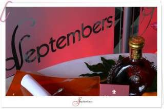 Septembers Champagne Bar and Restaurant