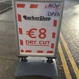 New Album of KINSALE RD BARBERSHOP  open early closed late when the pole is turning
