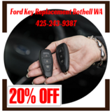 Ford Key Replacement Bothell WA