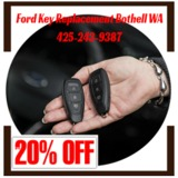 Pricelists of Ford Key Replacement Bothell WA