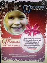 A MAGICAL GIFT OF SMILE Orthodontic Experts West 4709 N Harlem Ave