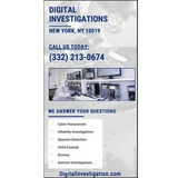 Digital Investigations 303 W 56th St