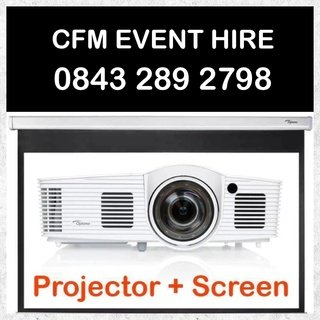 PA Disco Sound Lighting Equipment Projector Plasma Stage Hire Bedford