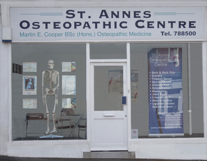 New Album of St Anne's Osteopathic Centre 193 St David's Road North - Photo 9 of 12