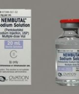NEMBUTAL PENTOBARBITAL EXIT UNIT SHOP 29th street