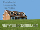 Marysville residential locksmith