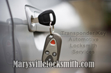 Marysville transponder key