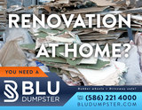 Dumpster Rental for Home Renovations