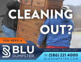 Dumpster Rental for Cleanout