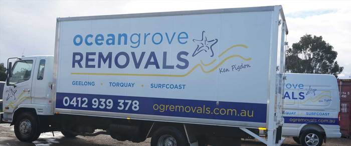 Profile Photos of Office Removalists Melbourne - Ocean Grove Removals 183 Coppards Road - Photo 1 of 1